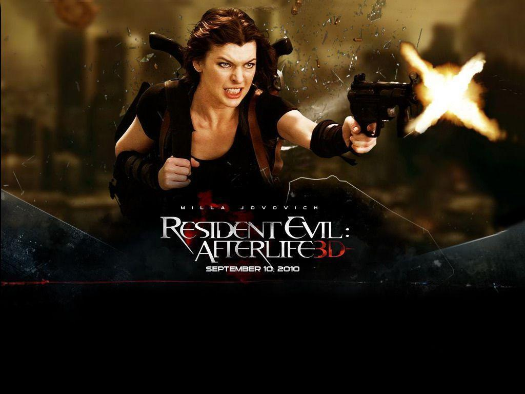 Resident Evil Afterlife Wallpapers Wallpaper