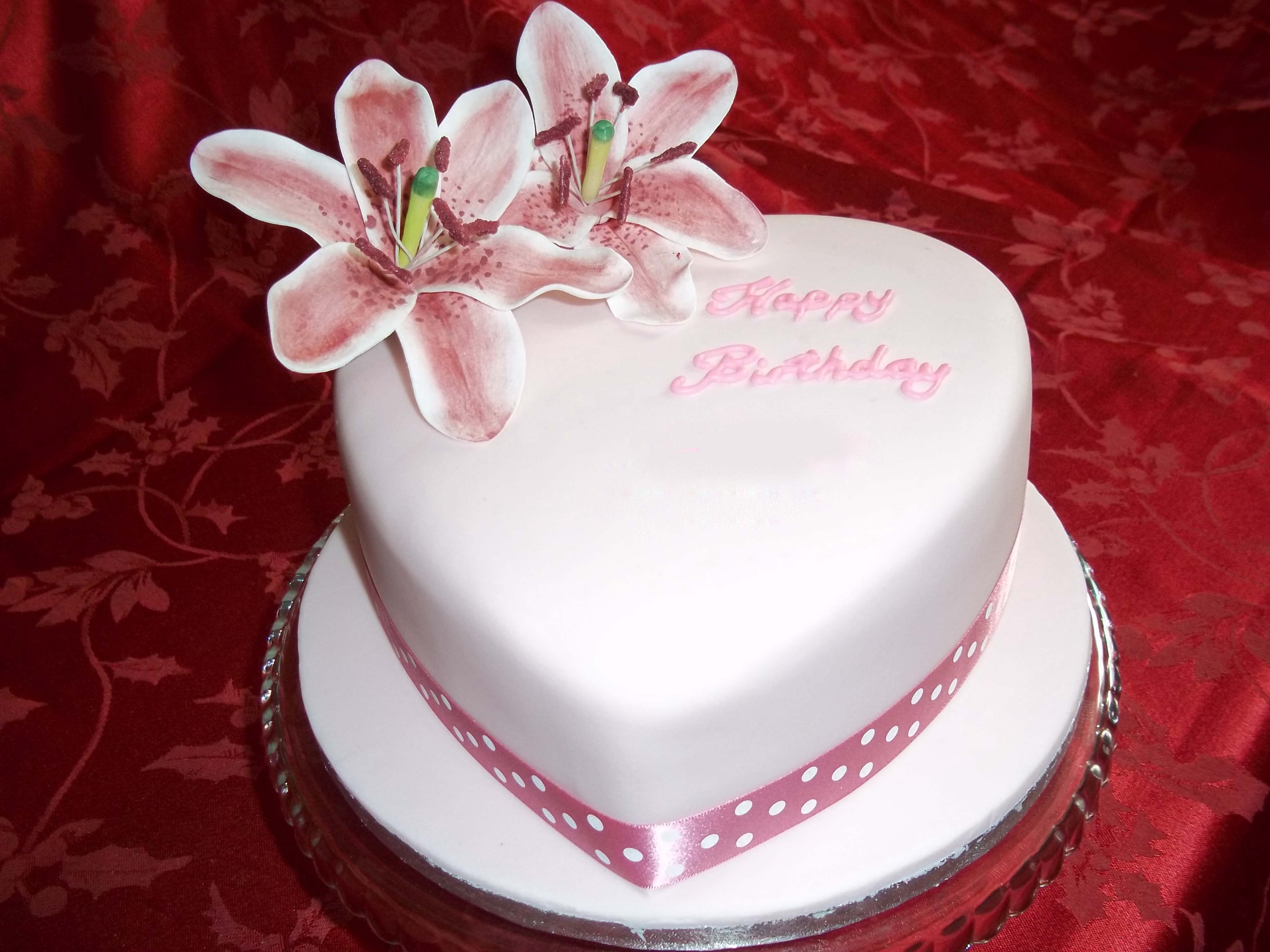 Birthday Cakes Images : Wallpapers Happy Birthday Cake - Wallpaper Cave