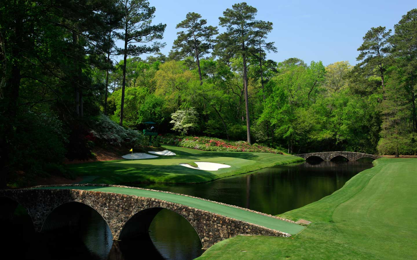 Free 2015 wallpapers of augusta national wallpaper cave for Augusta national wall mural