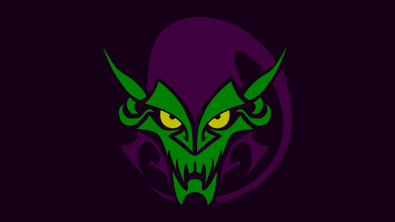 Green Goblin Symbol WP by MorganRLewis