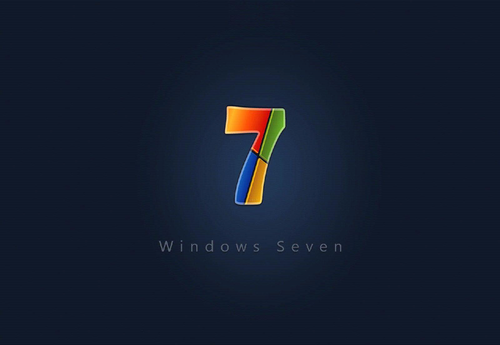 QQ Wallpapers: Seven Cool Windows 7 Wallpapers / Backgrounds