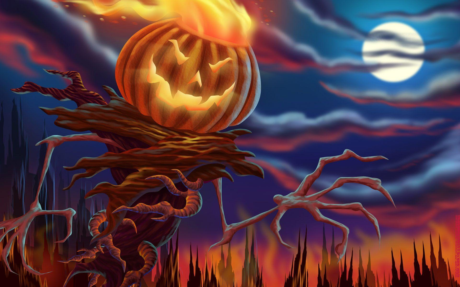FunMozar – Animated Halloween Wallpapers