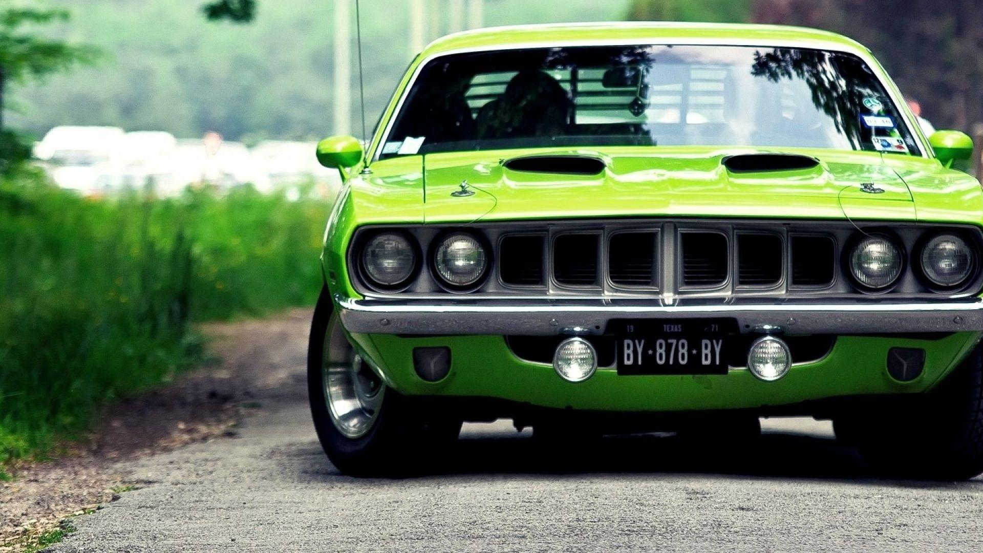 Muscle cars wallpapers high resolution wallpaper cave - Muscle car girl wallpaper ...