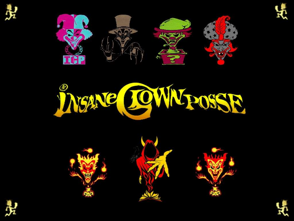 free insane clown posse wallpapers wallpaper cave