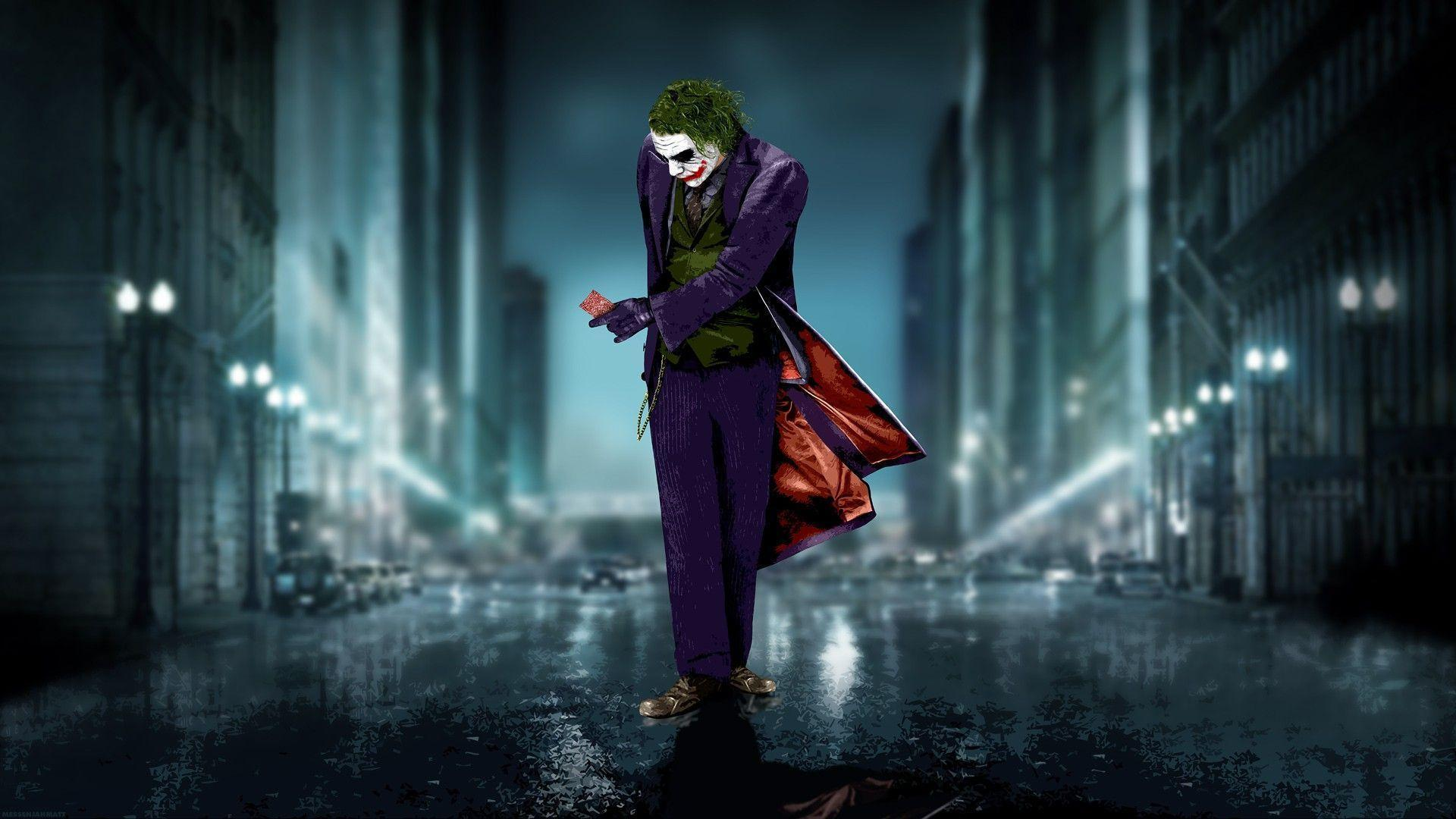 Joker Hd Wallpapers: The Joker Desktop Backgrounds