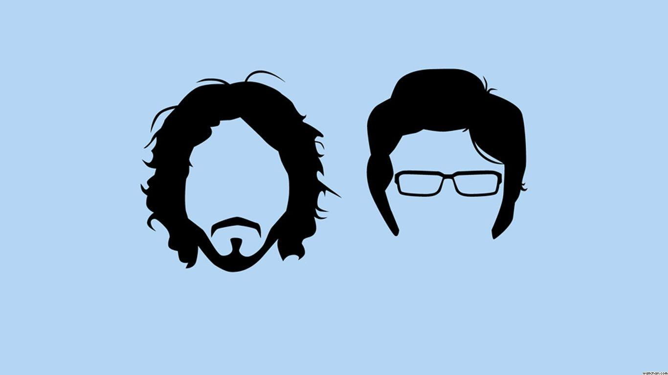 Flight Of The Conchords Silhouette