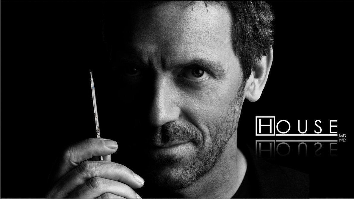 House M.D. Wallpaper by ValencyGraphics on DeviantArt