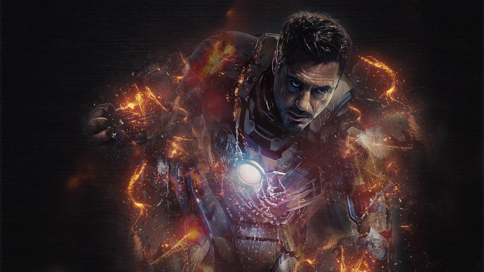 Wallpapers For > Iron Man Avengers Suit Wallpapers