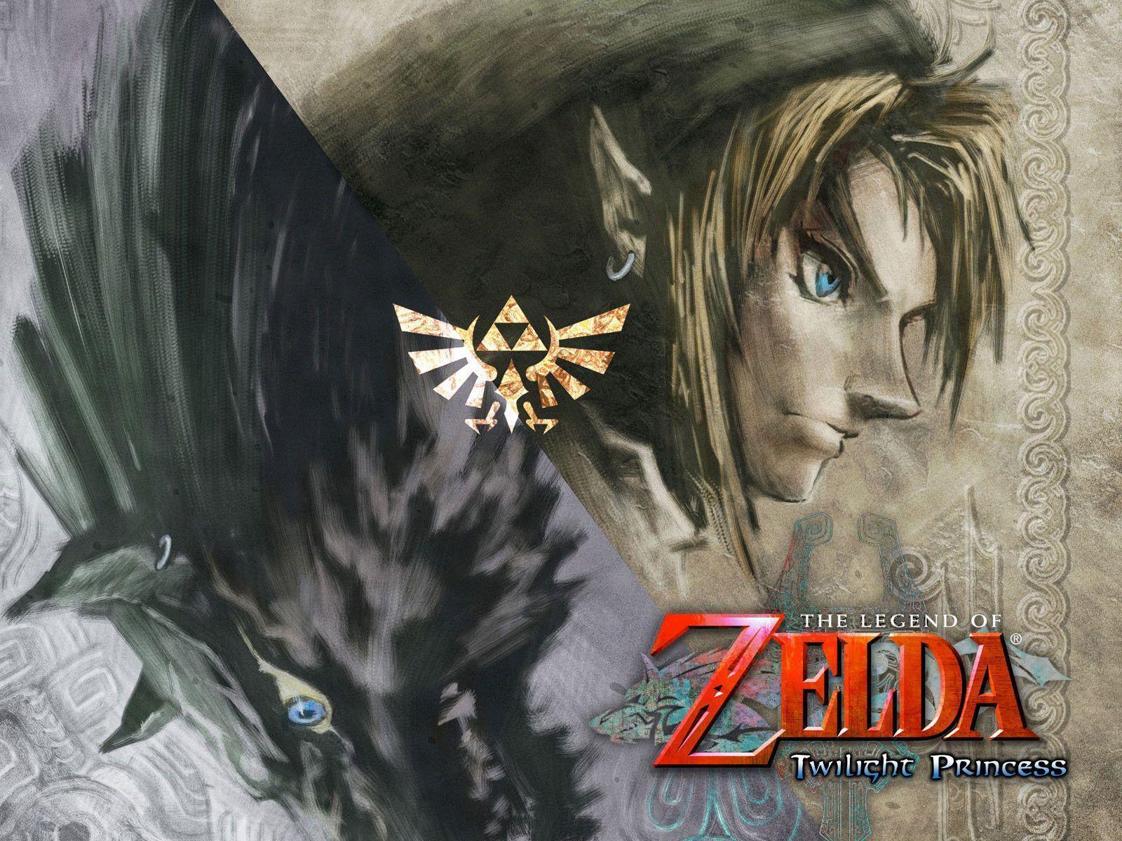 The Legend Of Zelda Twilight Princess Wallpapers