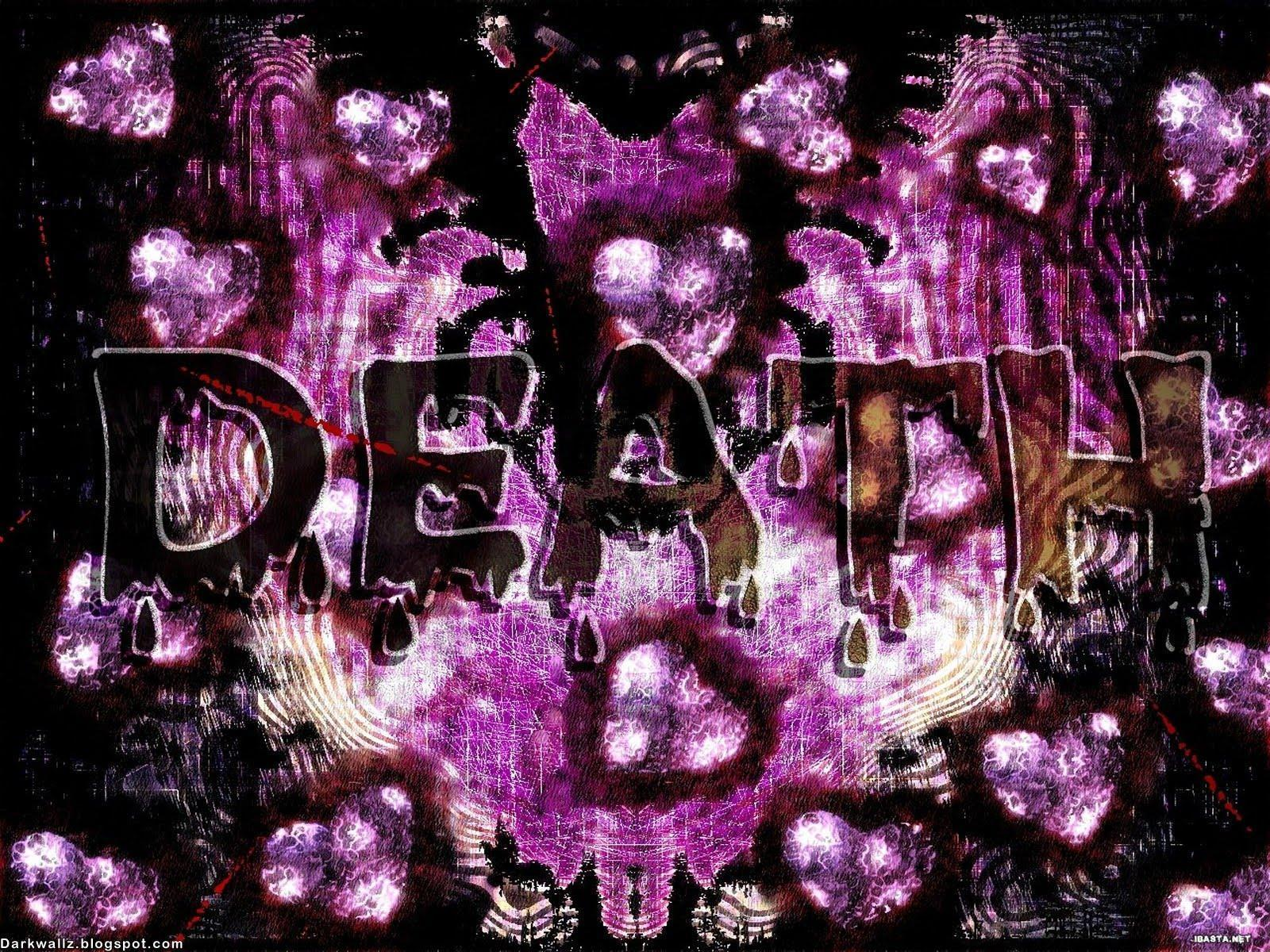 girly gothic backgrounds and wallpaper - photo #8