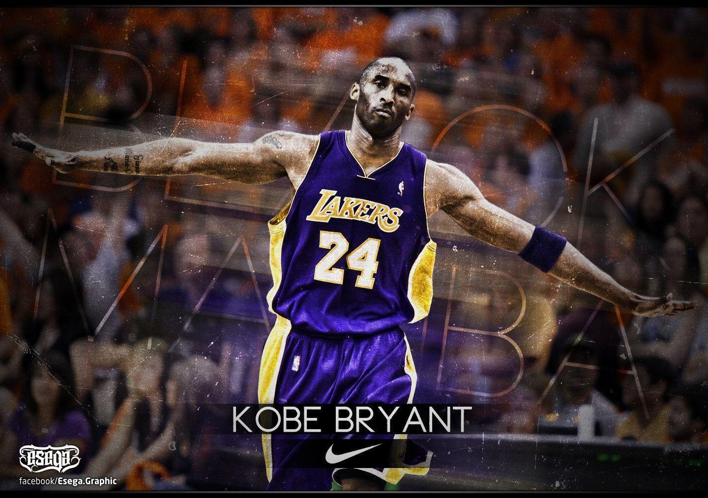 Kobe Bryant HD Wallpapers & Latest New Backgrounds