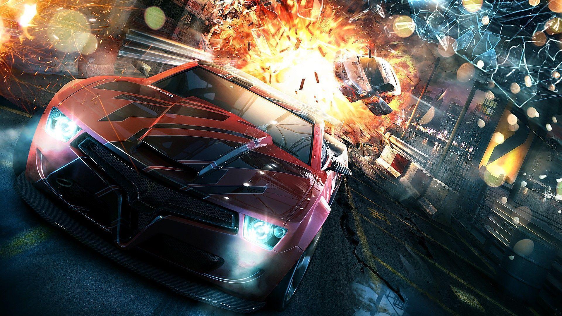 Car Explosion Games Online