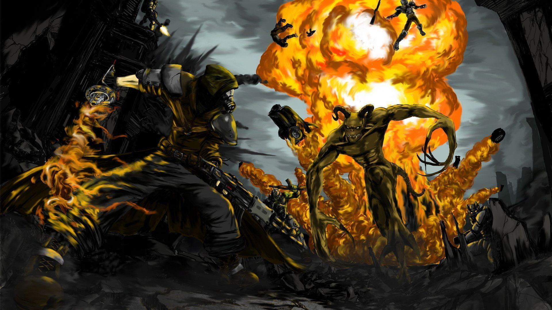 23 Fallout 3 Wallpapers | Fallout 3 Backgrounds