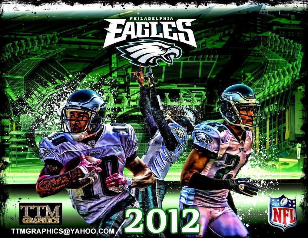 Philadelphia Eagles Wallpapers by tmarried
