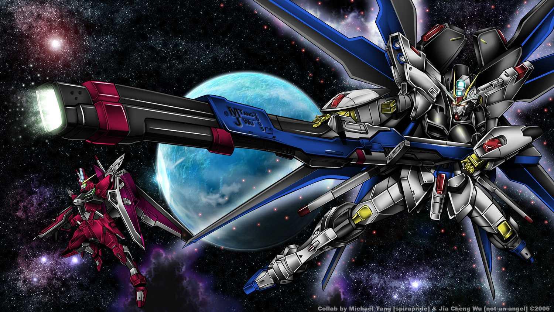 <b>Gundam Seed</b> Destiny <b>Wallpaper</b> - WallpaperSafari