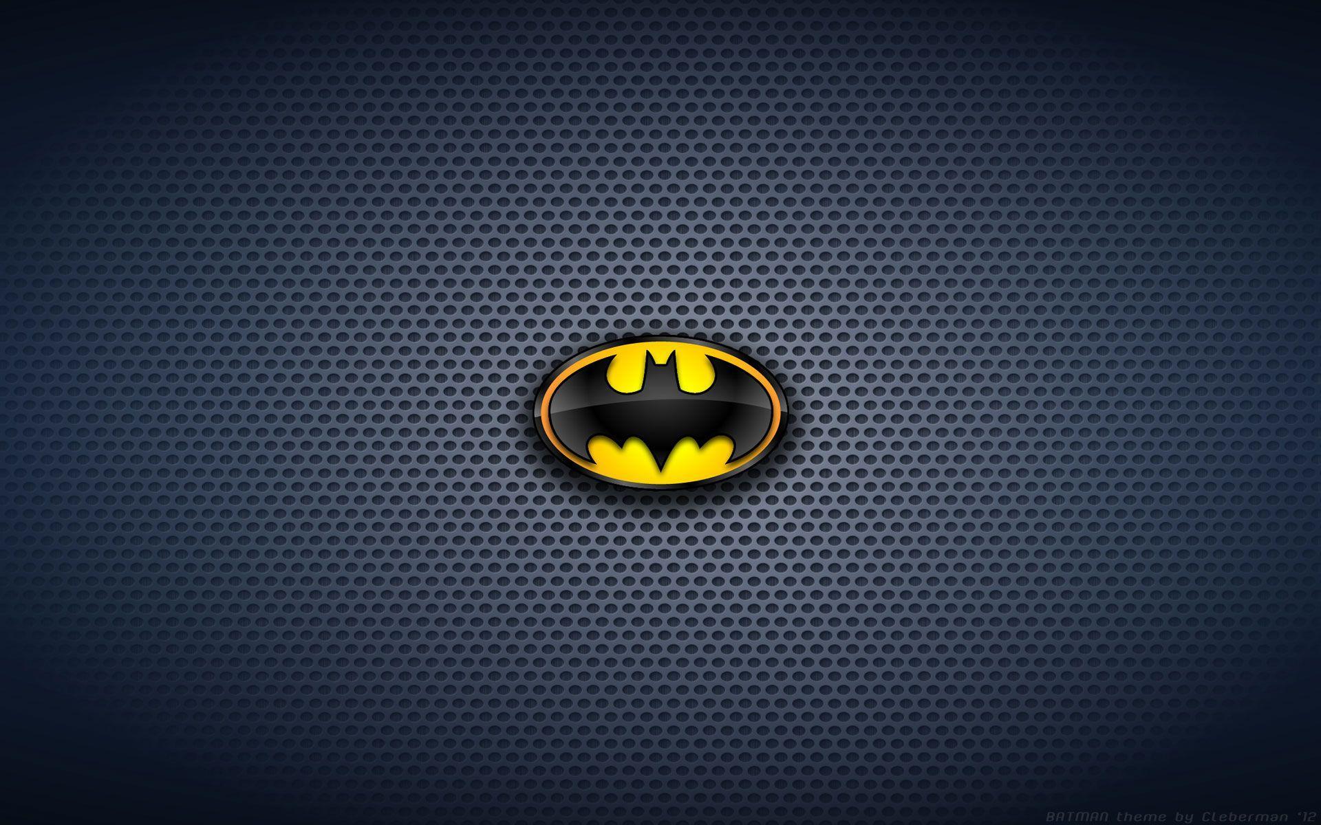 Wallpapers Batman Logo