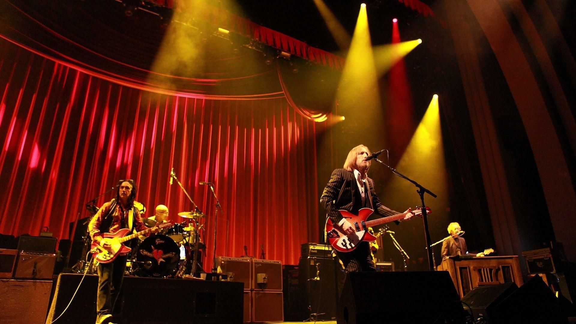 Tom Petty And The Heartbreakers Wallpaper - Viewing Gallery