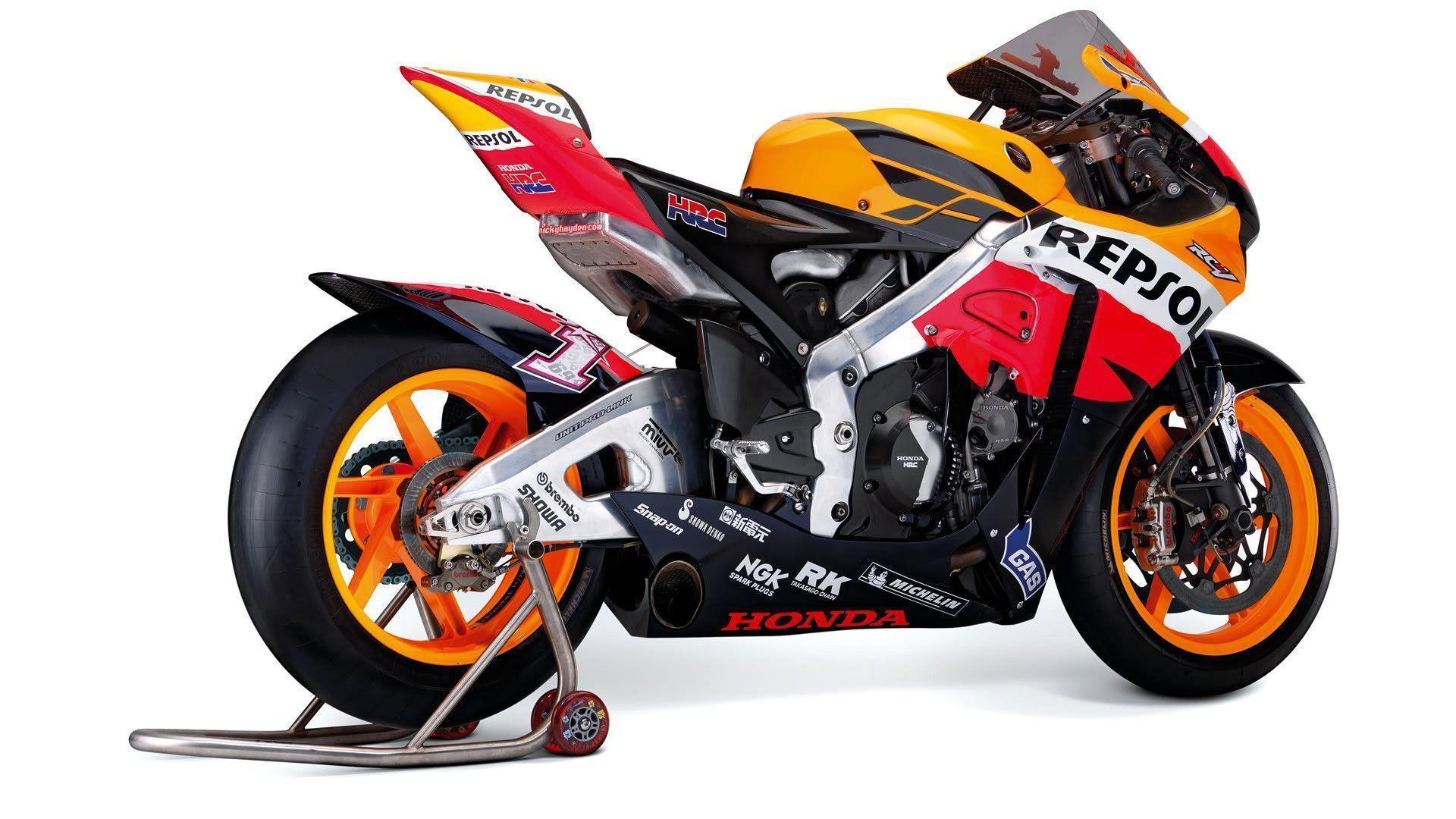 Honda Racing Moto Gp: Moto GP Bikes Wallpapers