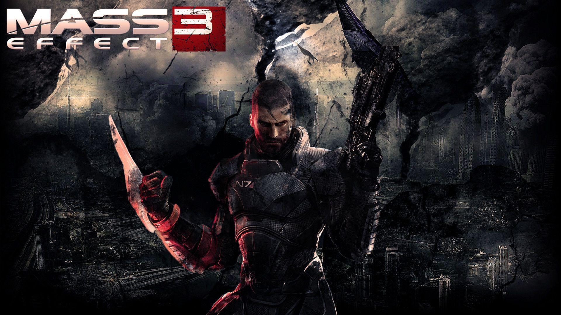 Mass Effect Wallpapers HD - Wallpaper Cave