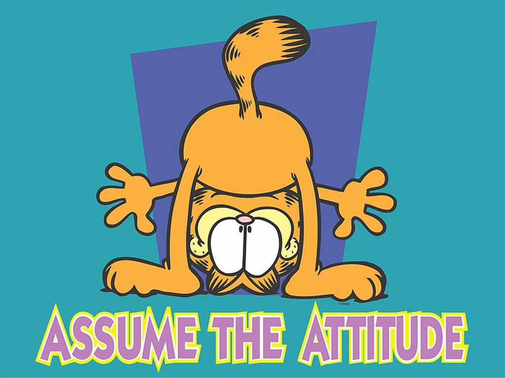 Funny Garfield Wallpapers - Wallpaper Cave