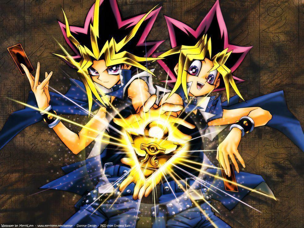 Yu-Gi-Oh! GX Wallpapers