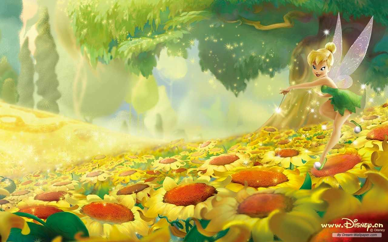 theme wallpaper tinker bell - photo #5