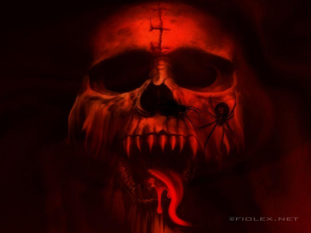 Vampire Skull Wallpapers - Wallpaper Cave