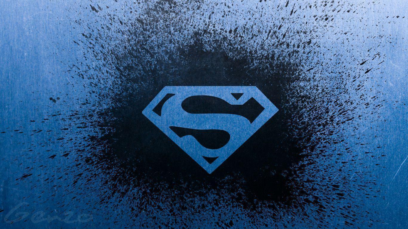 Black Superman Wallpapers - Wallpaper Cave