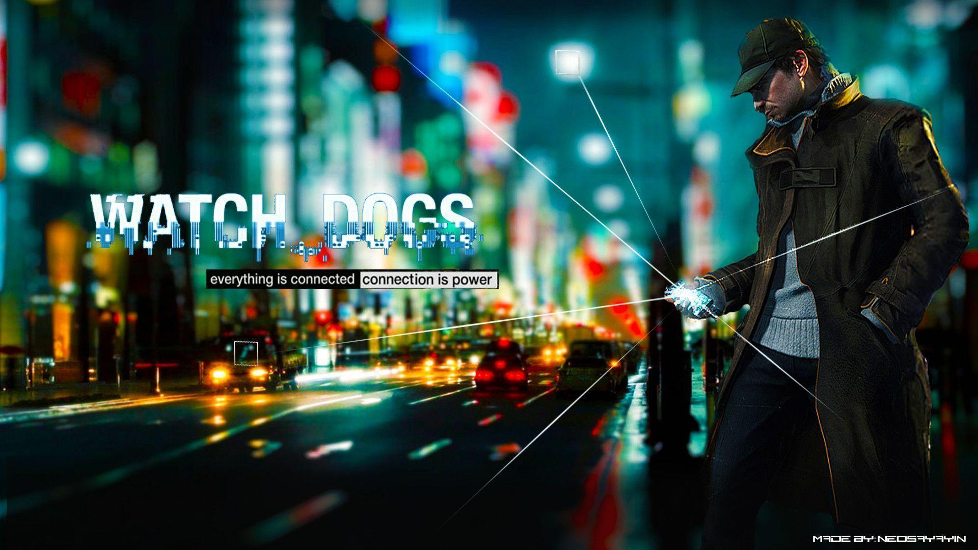 New Watch Dogs Game Wallpapers HD 1080p