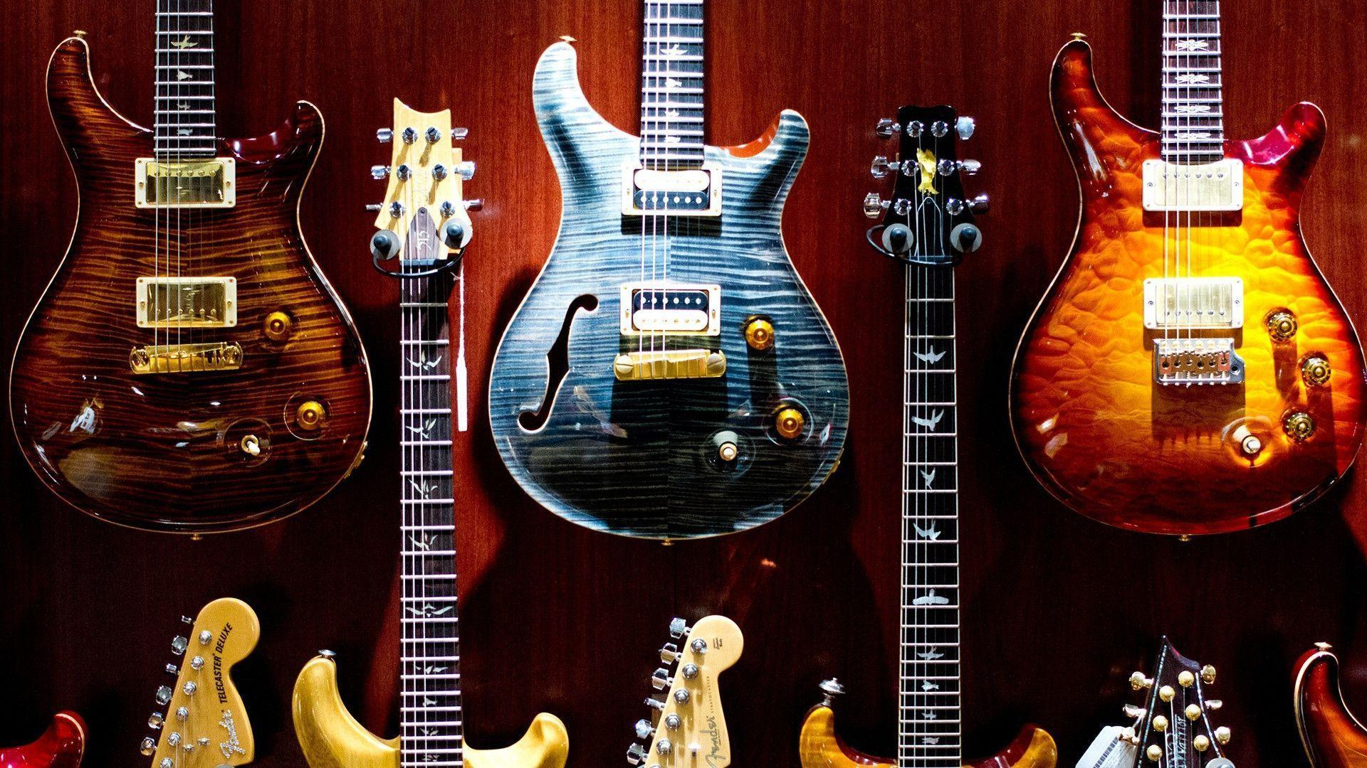 Wallpapers For > Electric Guitar Wallpapers 1920x1080