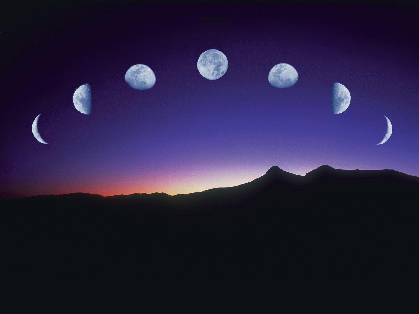 pretty moon wallpapers - photo #28