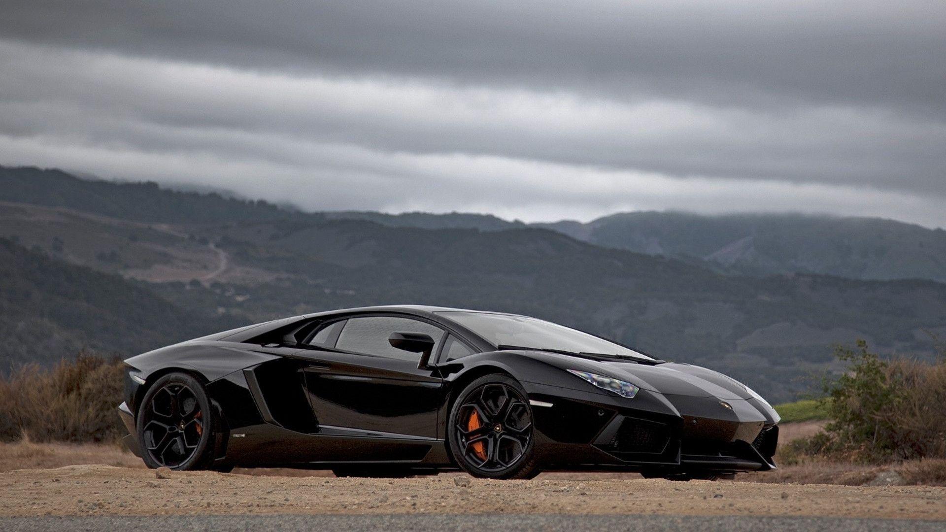lamborghini huracan matte black wallpaper 1080p taboratcom - Lamborghini Huracan Hd Wallpapers 1080p