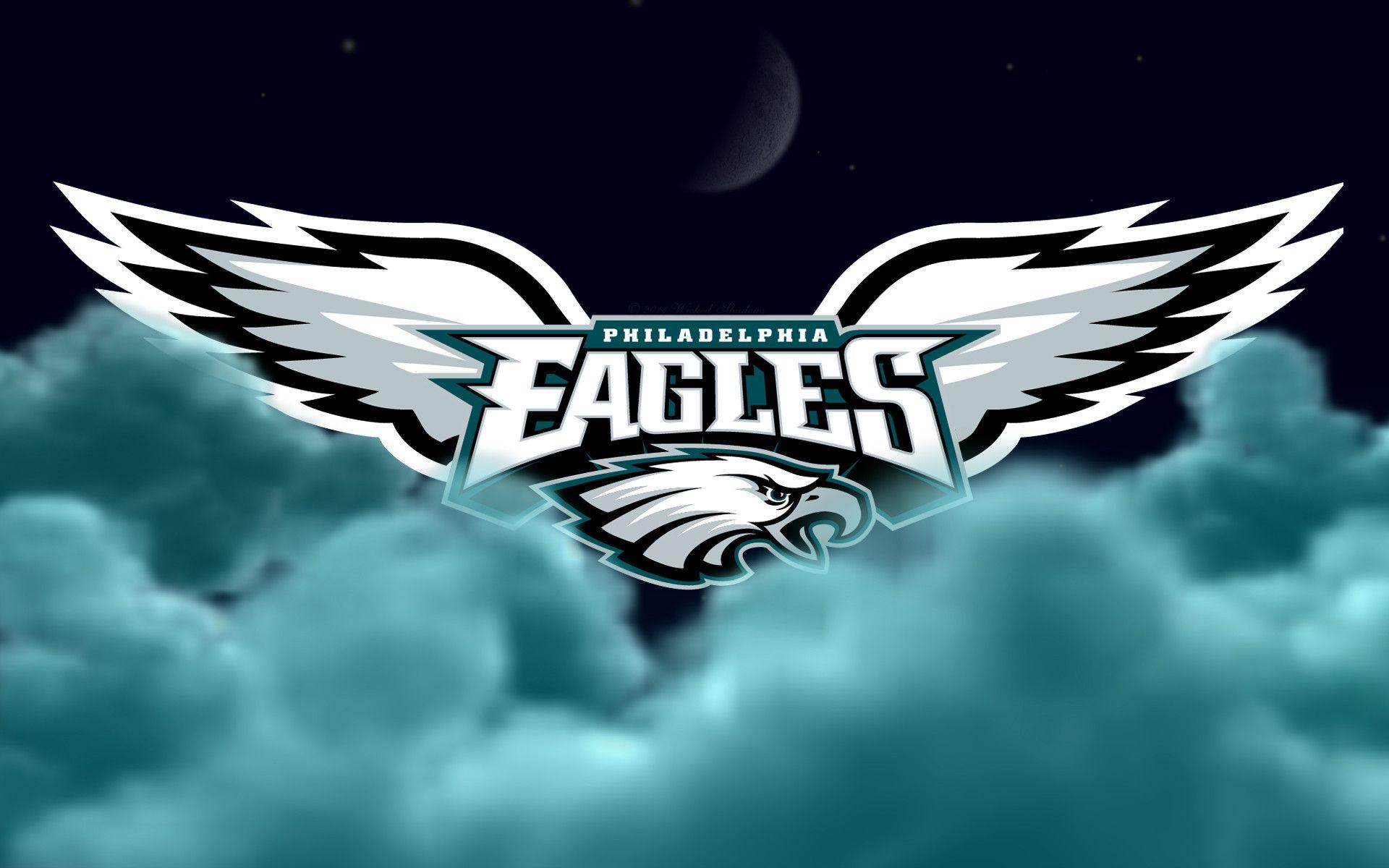 wallpaper eagles logo - photo #12