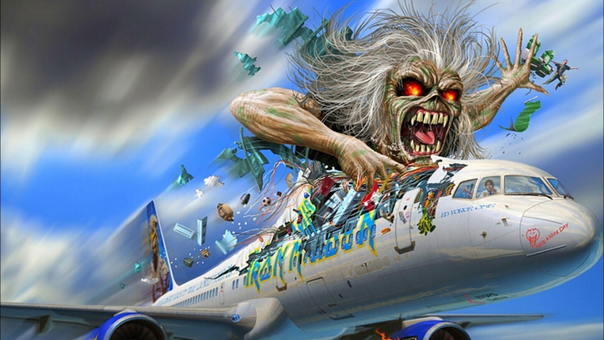Iron Maiden Wallpapers 1920x1080