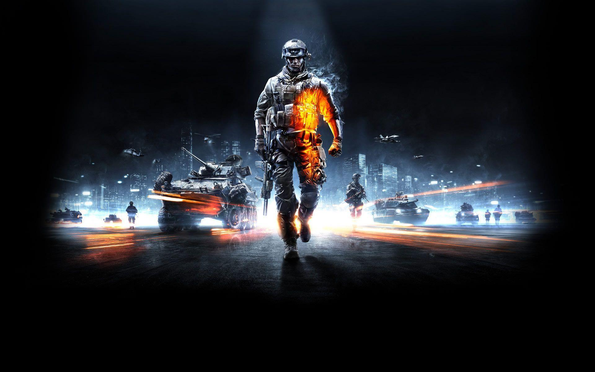 16 Amazing Battlefield 3 Theme HD Wallpapers | CrispMe
