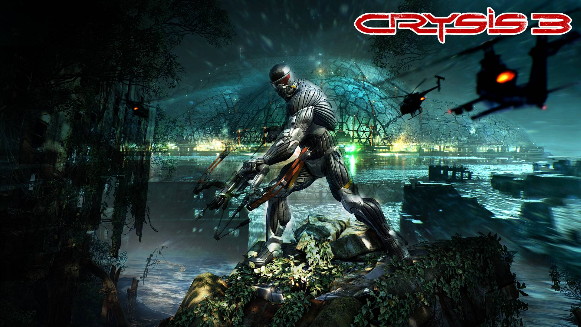Crysis 3 Wallpapers 14 384017 High Definition Wallpapers
