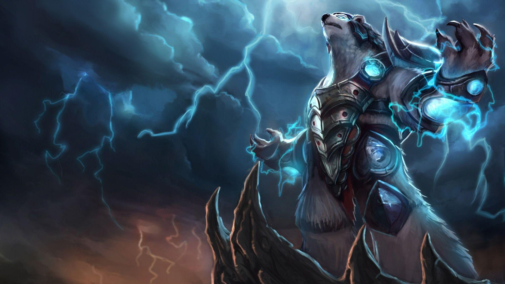 League of Legends game HD wallpapers #4 - 1920x1080 Wallpaper .