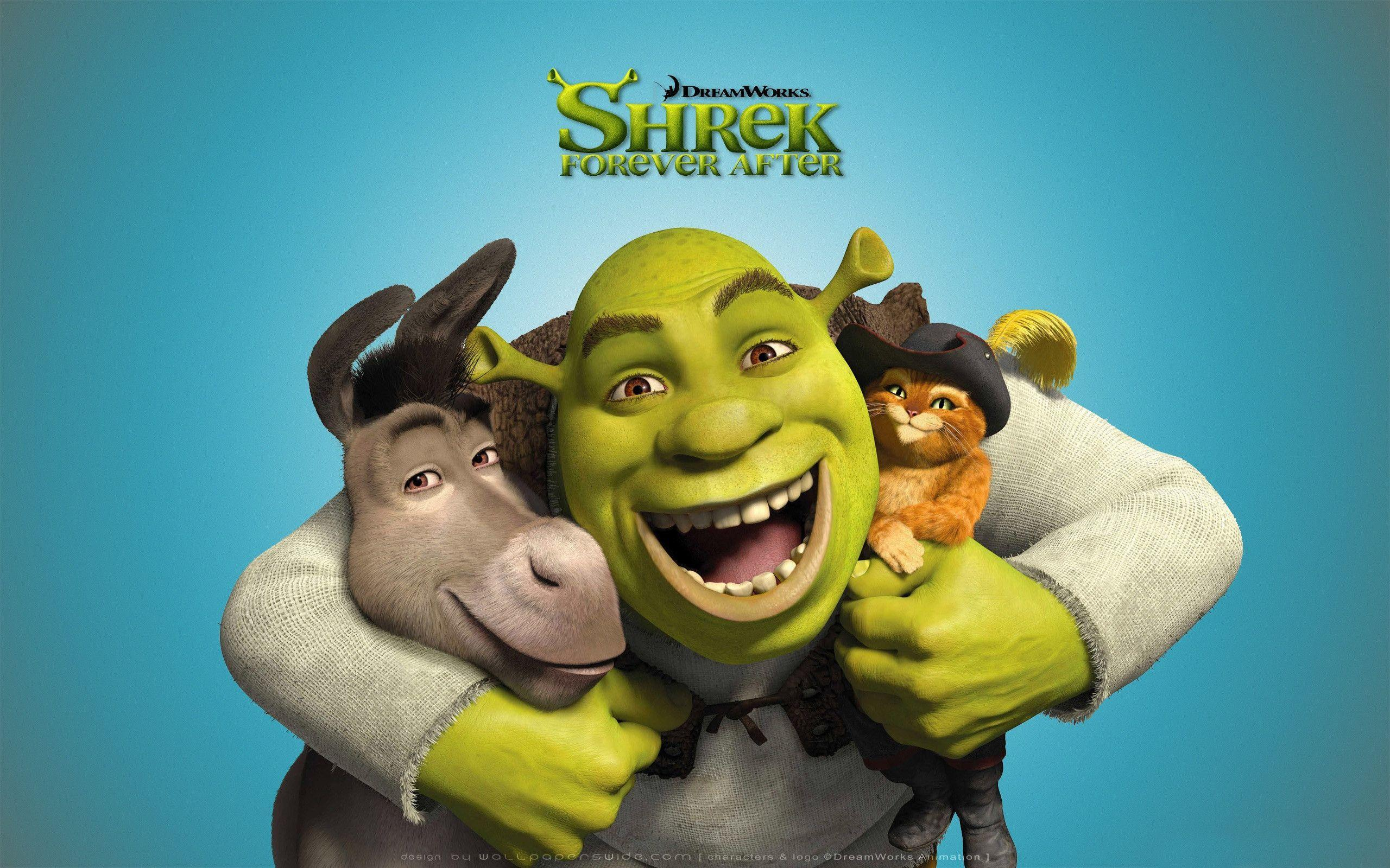 Shrek Wallpapers Wallpaper Cave