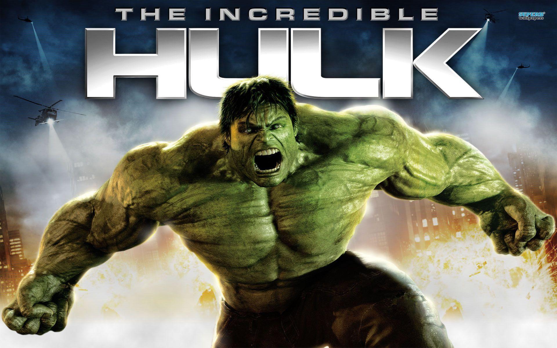 Incredible Hulk Wallpapers - Full HD wallpaper search