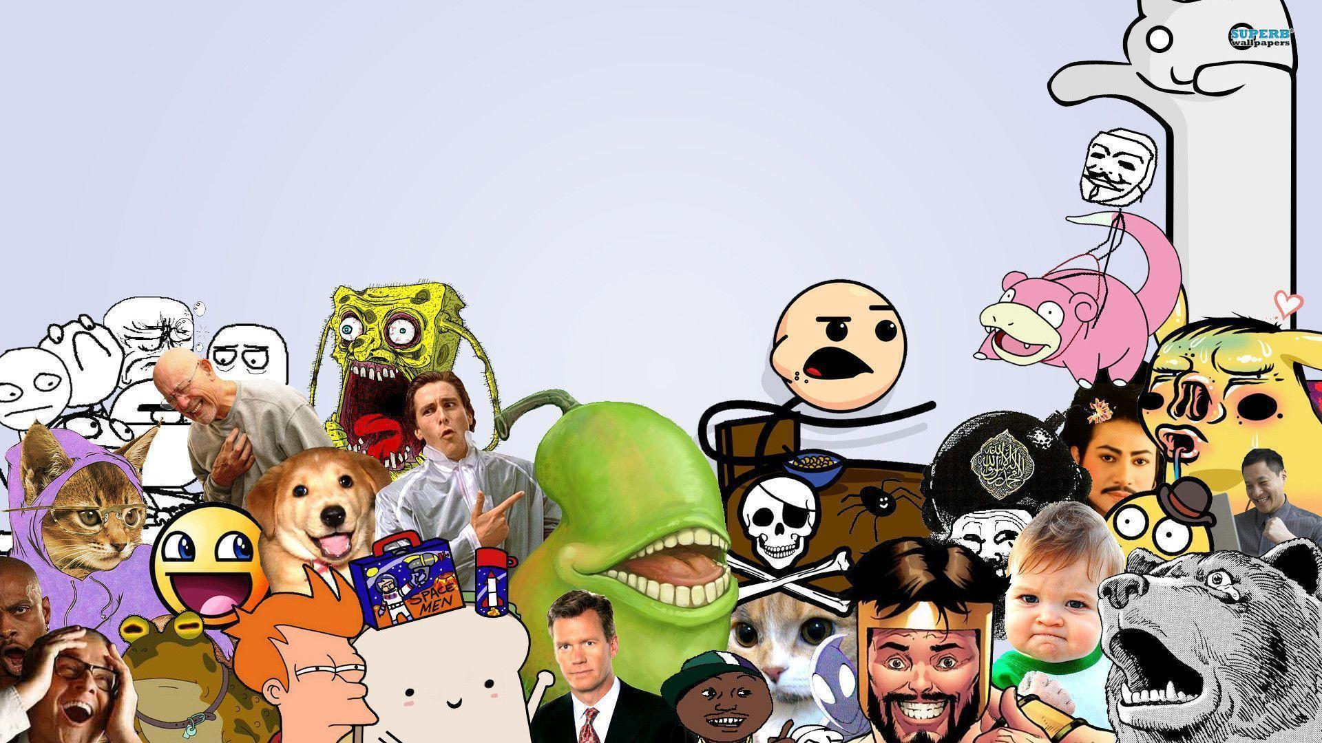 Meme Wallpaper - Memes Wallpaper (30218798) - Fanpop