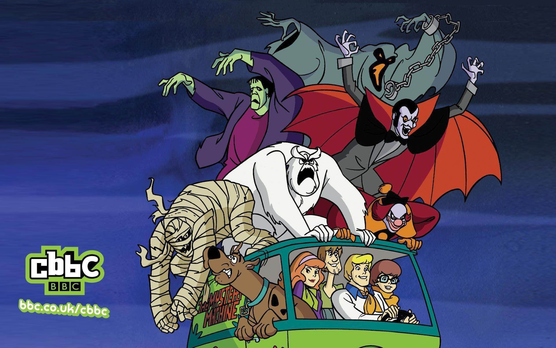 Scooby-Doo Wallpapers - Wallpaper Cave