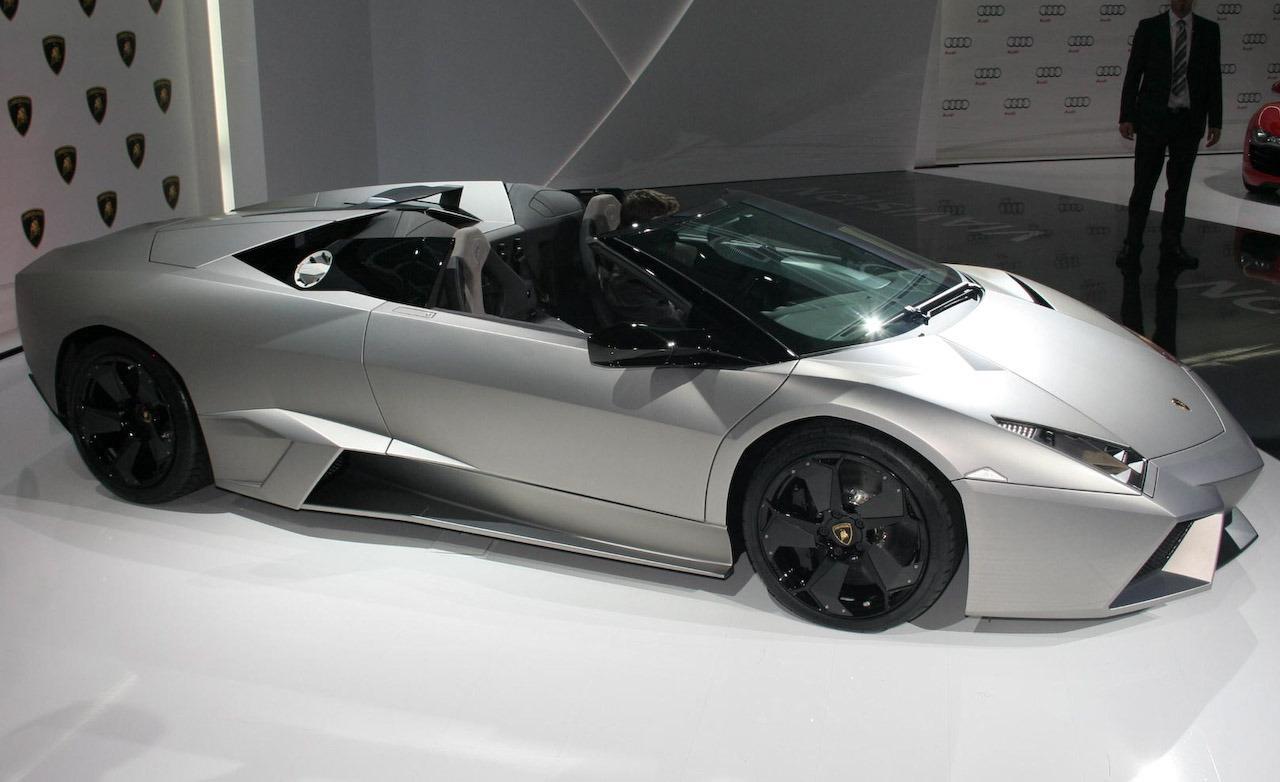 Lamborghini Reventon Roadster Wallpapers