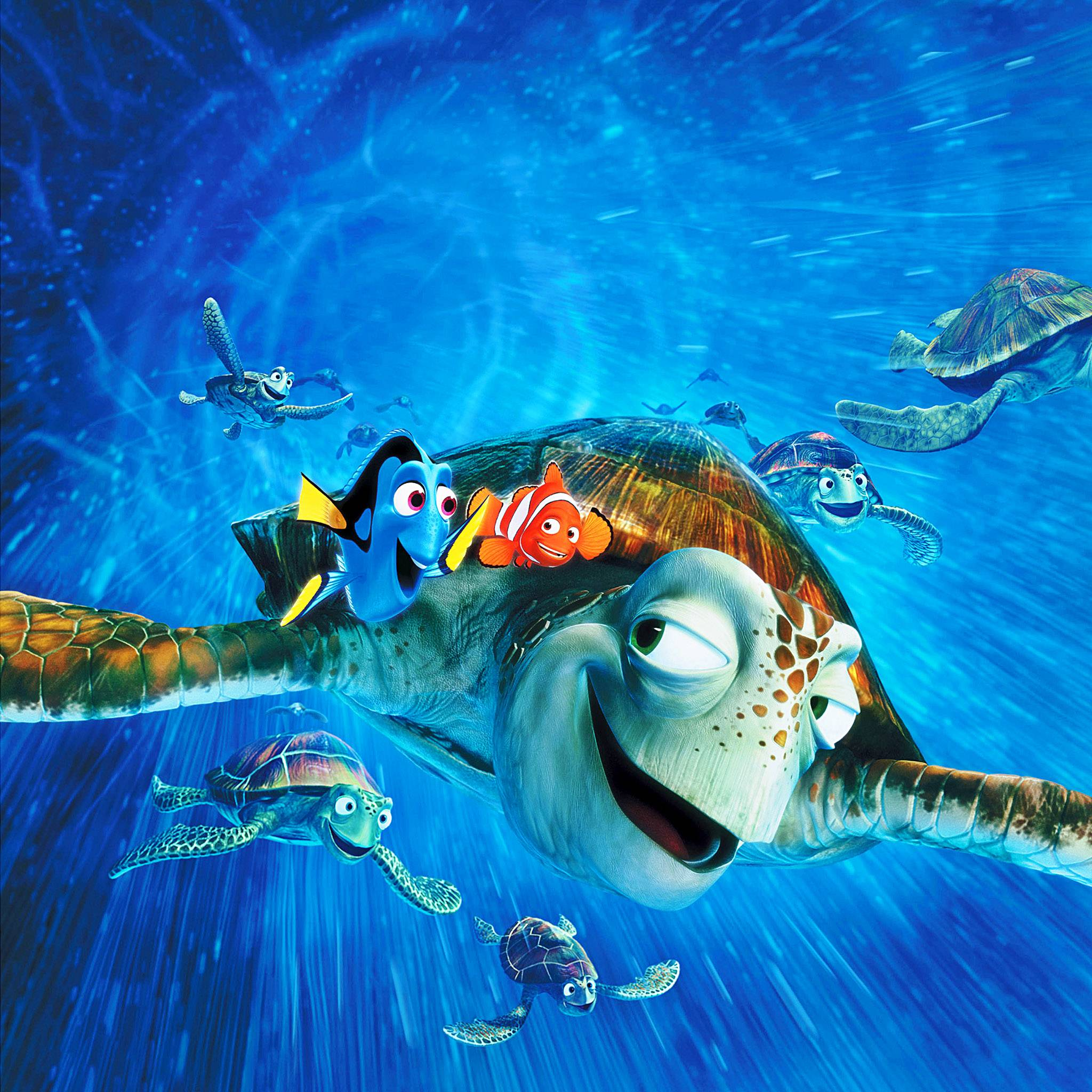 finding nemo hd wallpapers - photo #3