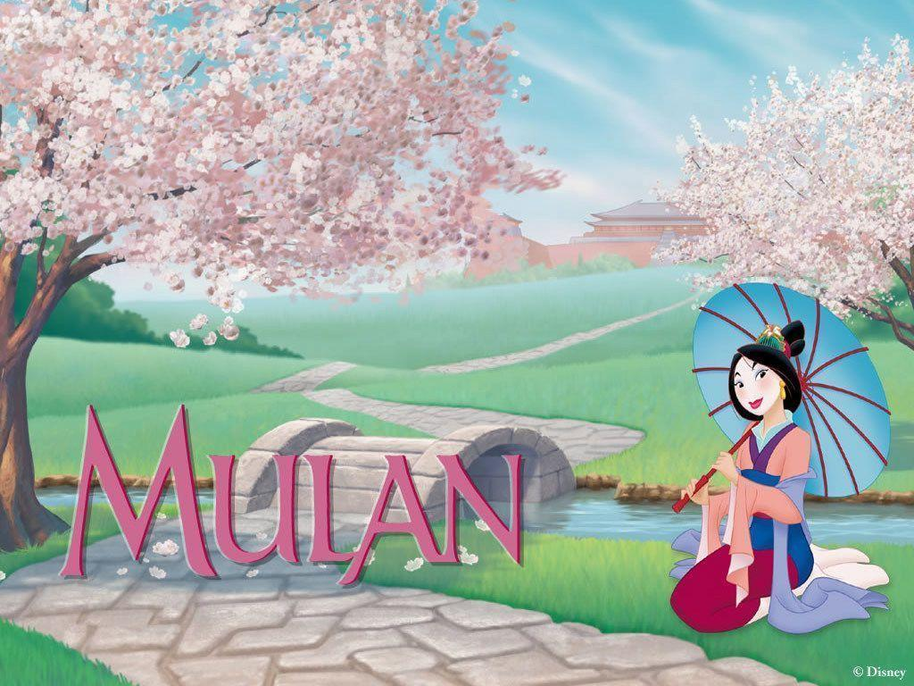 Mulan Wallpapers And Pictures