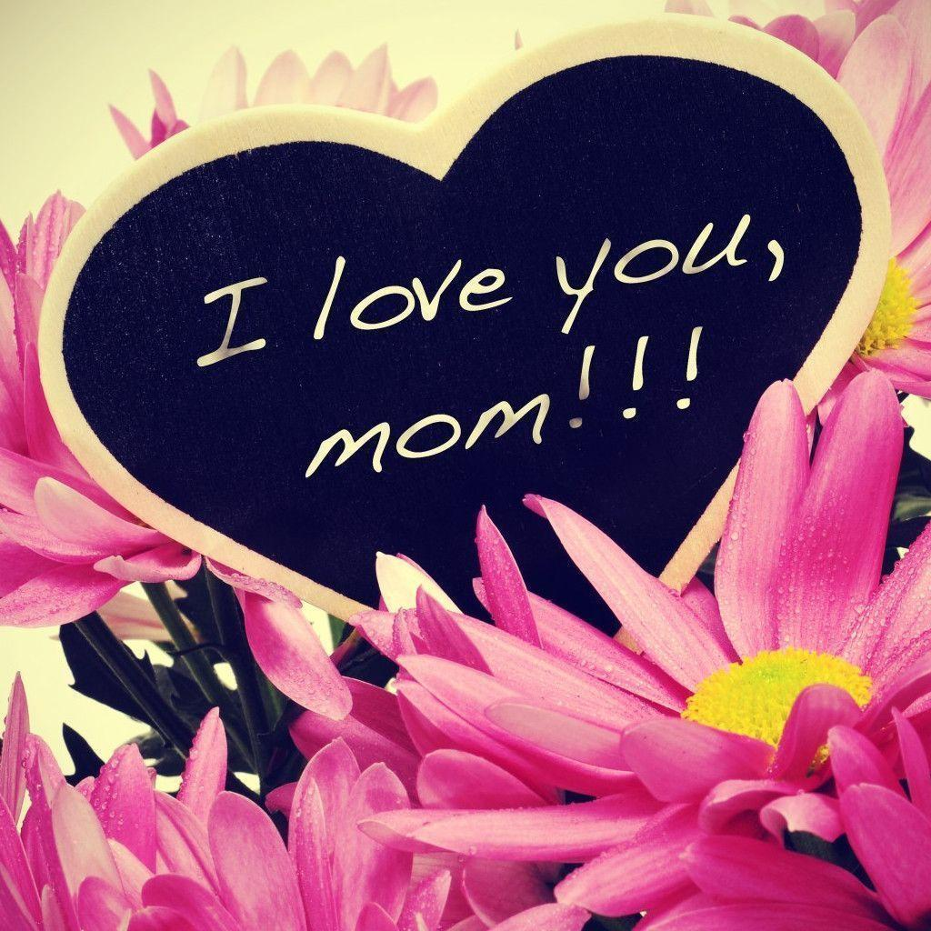 I Love You: I Love You Mom Wallpapers