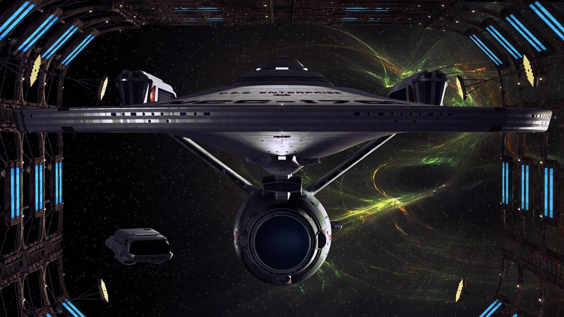 Uss Enterprise Star Trek wallpapers