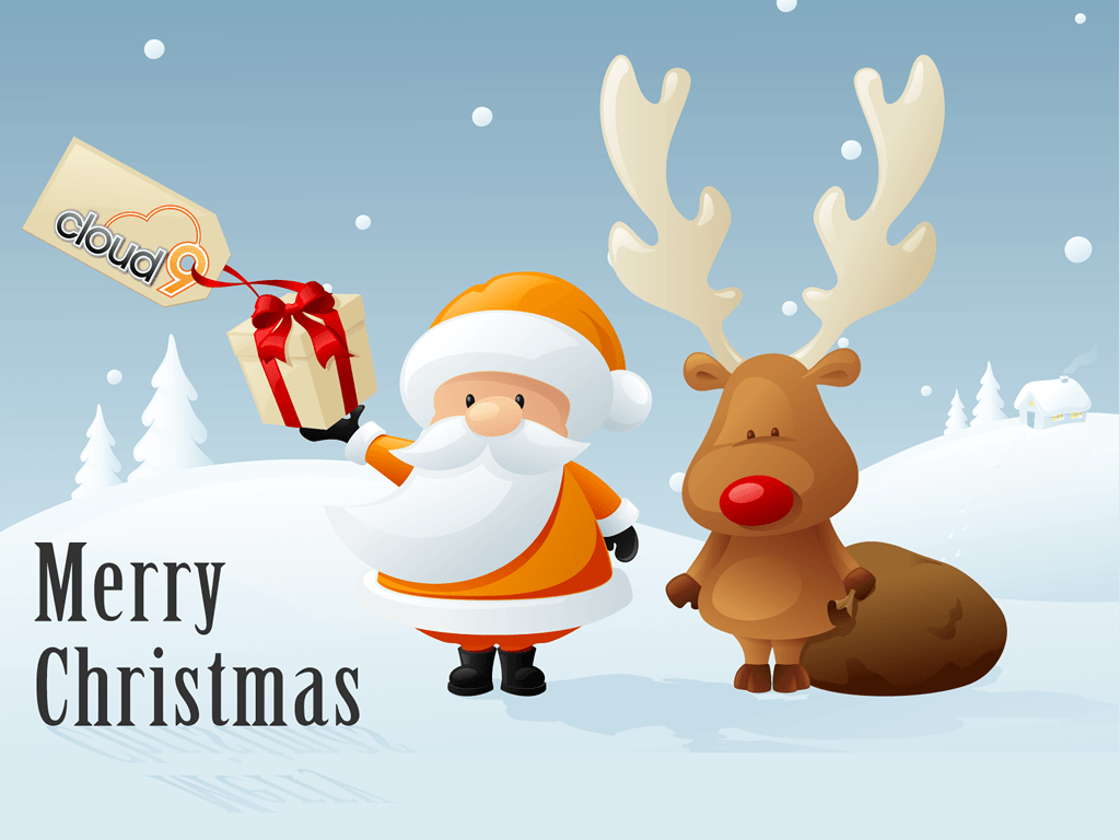 Funny Christmas Desktop Backgrounds