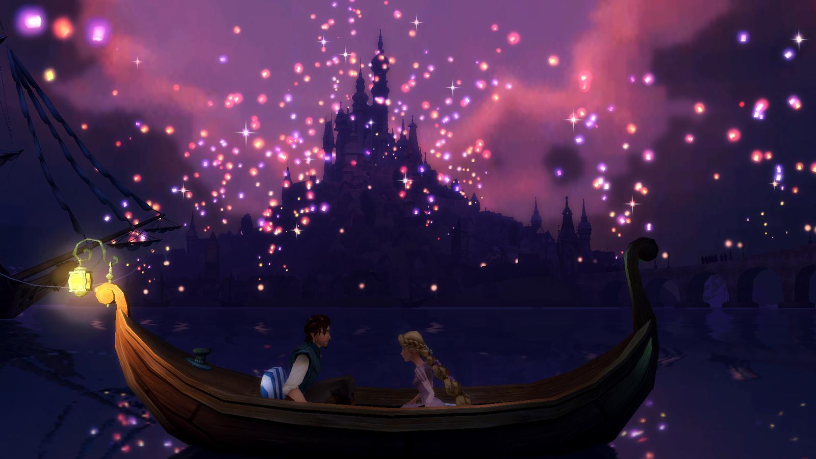 Disney Desktop Wallpaper Hd: Disney Tangled Wallpapers