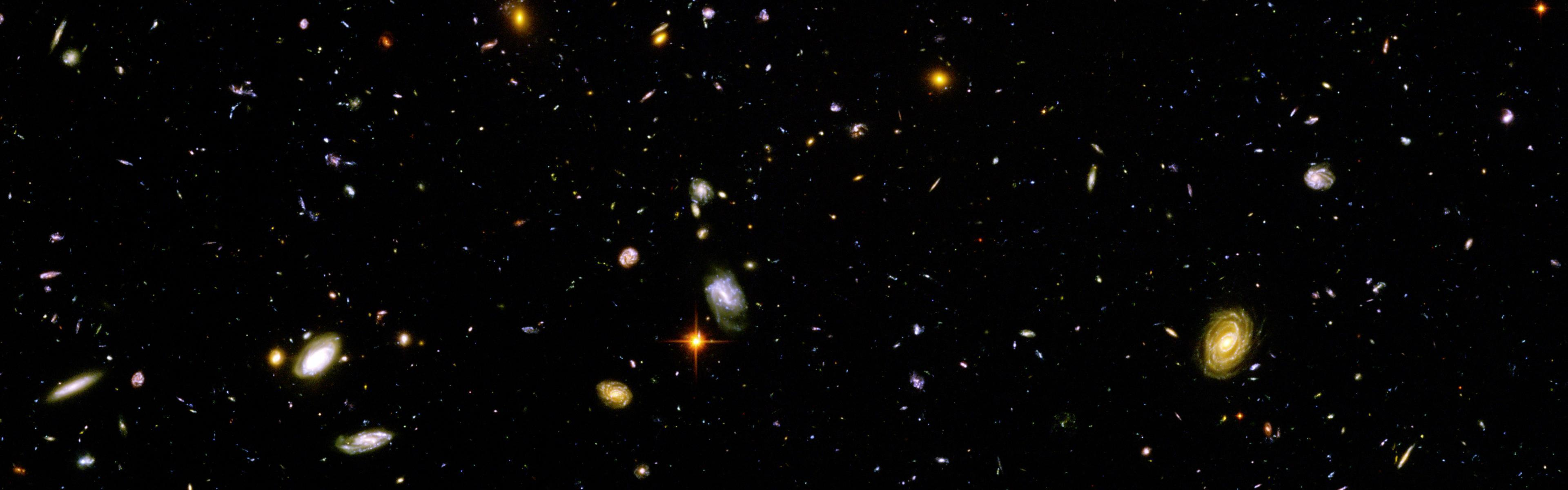 hubble deep field hd wallpaper - photo #19