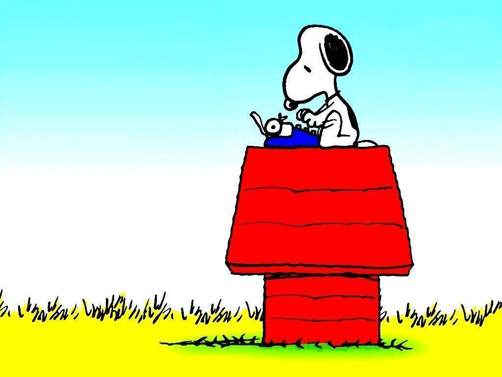 Snoopy Desktop Wallpapers Wallpaper Cave